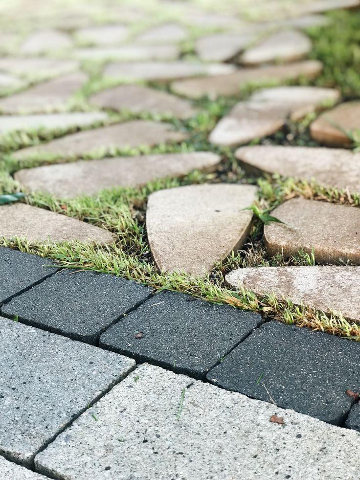 más de 25 ideas increíbles sobre pavimentación de jardín en
