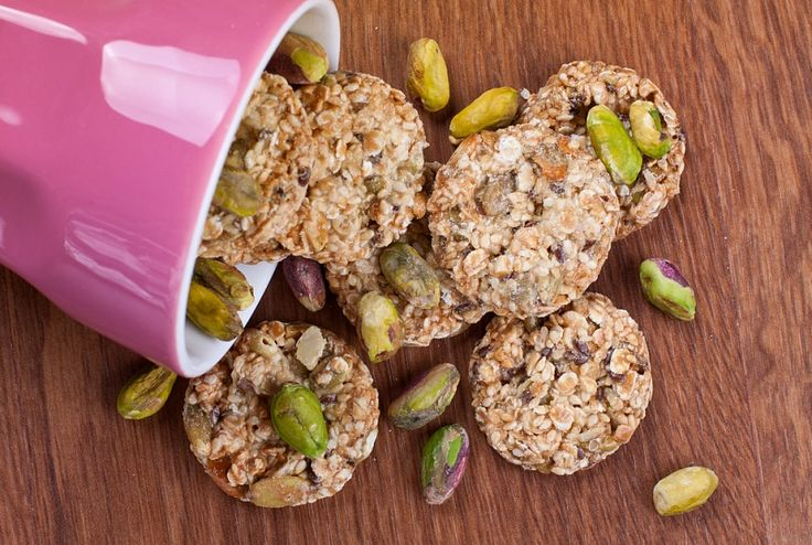 Полезные рецепты к Новому году: печенье без выпечки