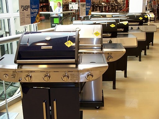 Grills for Sears