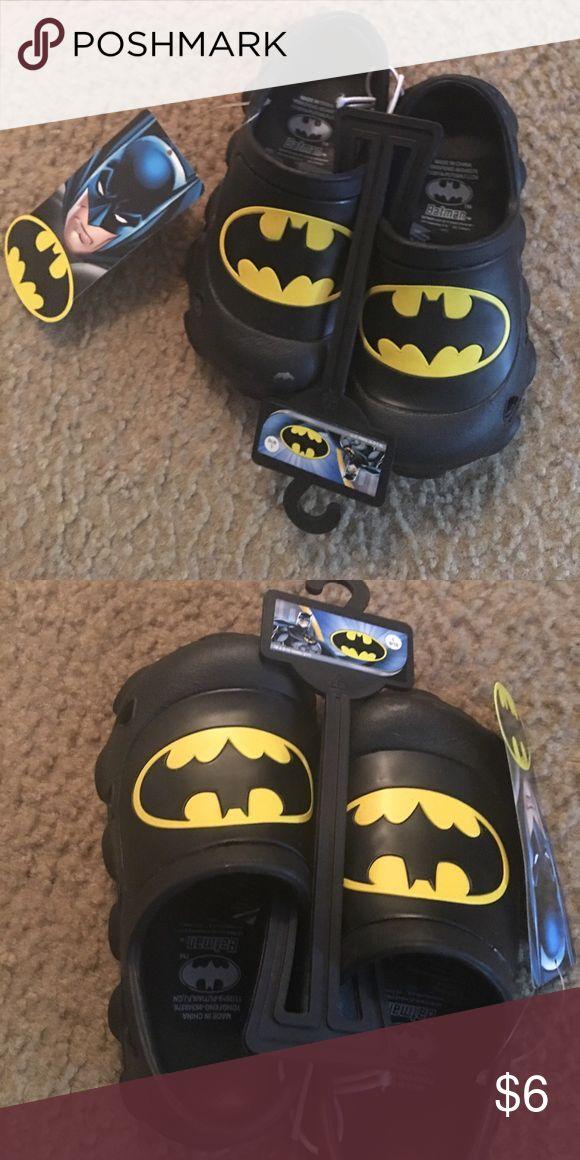 Batman kids clogs New Batman kids clogs size 9/10 Shoes Sandals & Flip Flops