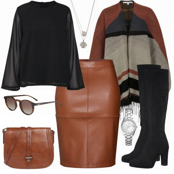 Business Outfits: Antonia bei FrauenOutfits.ch | Business
