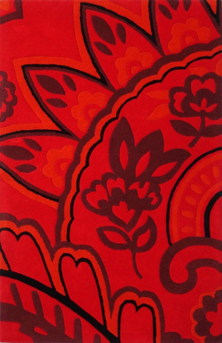 Detail rug