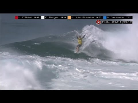 Volcom Pipe Pro 2012 - The Final - BEST Final EVER!