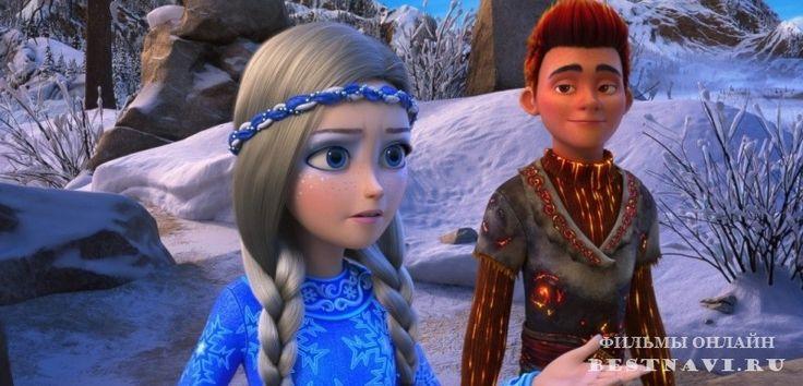 Снежная королева 3 Огонь и лед (2016) Мультфильм #фильмы #онлайн #бесплатно
