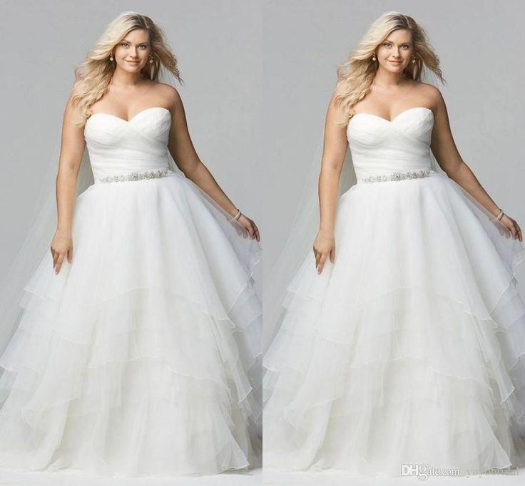 27 besten Plus size wedding dresses Bilder auf Pinterest ...