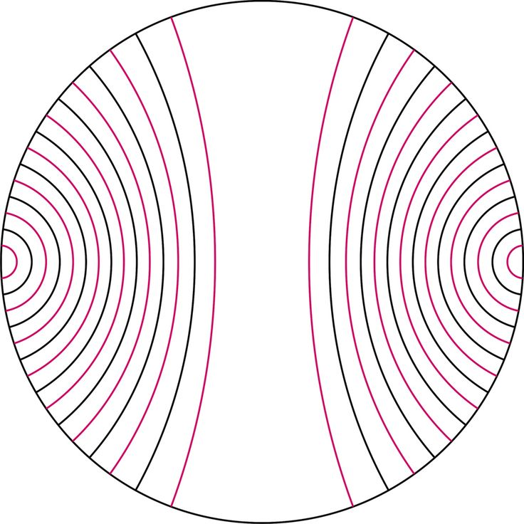 A crease pattern of the previous.