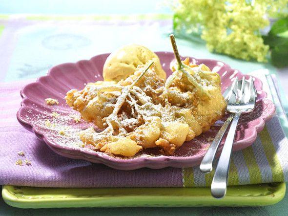 Ab Ende Mai die Blüten, im Septemer und Oktober die dunklen Beeren - Holunder-Rezepte versprechen köstliche Vielfalt in der Saisonküche. Wunderbar!