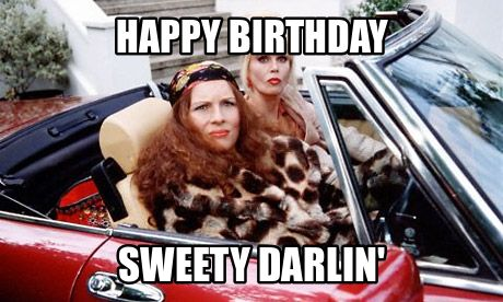Ab Fab Birthday Quotes by @quotesgram