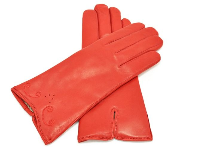 Leather gloves from alpagloves.com  Code: 2-T5-2-4 RED