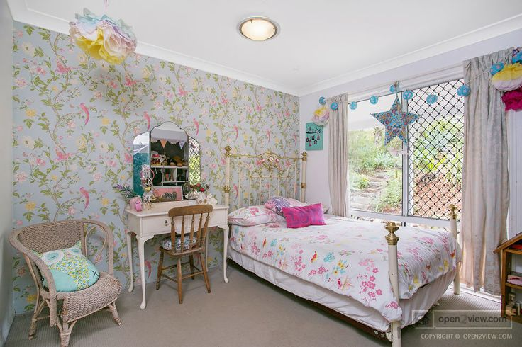 A grown up room for a growing girl!
