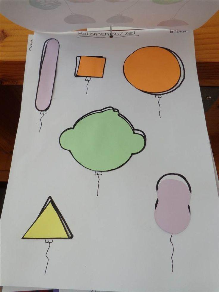 Ballonnen puzzel