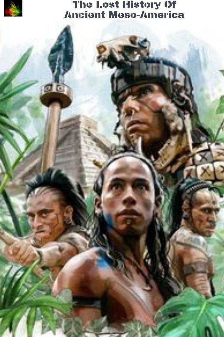 The Lost Ancient Alien Anunnaki Civilization Of Meso America