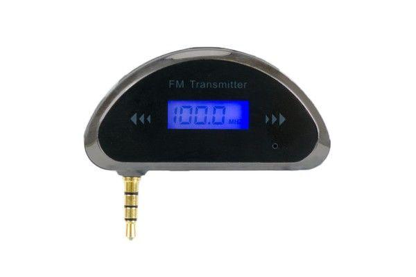Kogan FM Transmitter with Car Charger