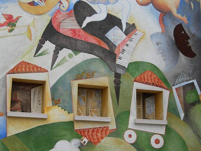 """Ogni anno a Sarmede, un piccolo paese in provincia di Treviso, dove si svolge la celebre Mostra Internazionale dell'Illustrazione per l'Infanzia, La Casa sull'Albero è stata ospite come espositore di giocattoli in legno e puzzle, giochi artistici e giochi di carte firmati da grandi illustratori per l'infanzia. Venite a scoprire i nostri negozi. Trovate tutti i nostri dati alla pagina """"chi siamo"""" del nostro negozio online http://www.giochiecologici.it/t/aboutus"""
