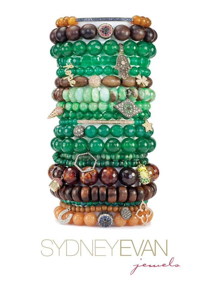 New Sydney Evan Bracelets at London Jewelers! Which one is your favorite? We can't decide!