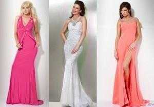 Где купить вечерние платье для невысоких