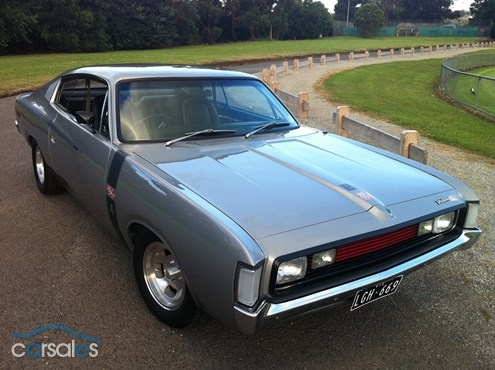 1972 Chrysler Valiant Charger VH R/T E49