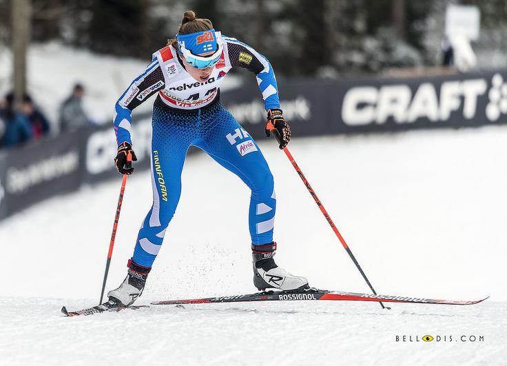 https://flic.kr/p/CiGX4w | 160040  Niskanen Kerttu, Tour de Ski 2016