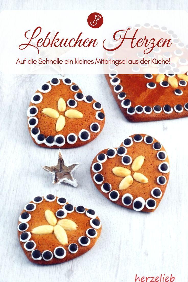 Weihnachtsplätzchen International.Lebkuchen Herzen Rezept Rezept Christmas Cookies Recipes