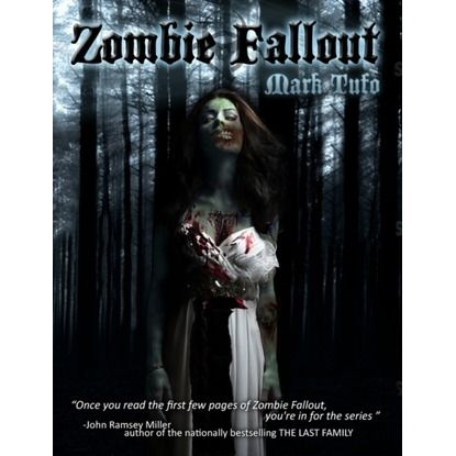 Zombie Fallout book 1 by Mark Tufo | A must read zombie series.  These zombies came about from the H1N1 virus.  I always like the virus origin interpretation.