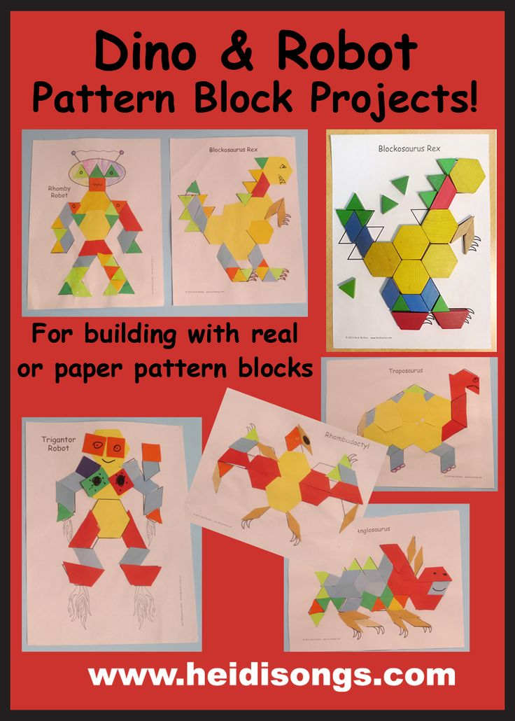 Best MathPattern Blocks Images On   Pattern Blocks