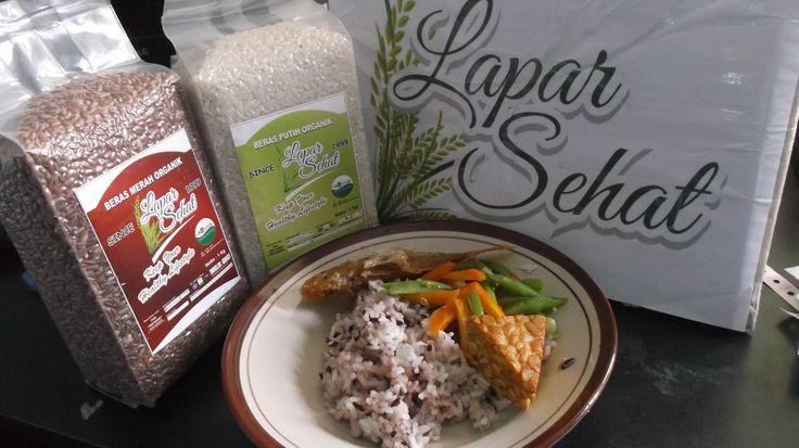 Kustomisasikan: Lapar Sehat | Distributor Produk Organik Indonesia