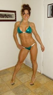 Melissa Bender Fitness: Less than 24 Hours Until My First NPC Bikini Competition