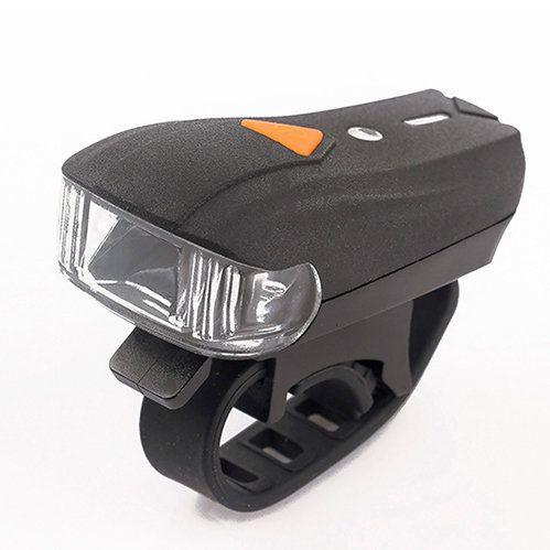 XANES 500LM XPG + 2 Smart Sensor standard biciclette tedesca LED luce d'avvertimento impermeabile anteriore della bici del faro della luce della torcia elettrica 5 modalità di ricarica USB guida notturna Vendita - Banggood.com