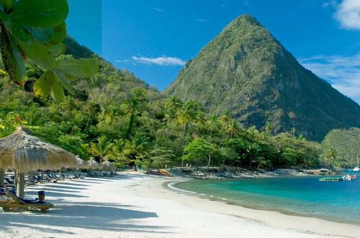 Beaches of Santa Lucia Island