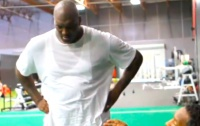 Great video on Jamarcus Russell, former QB for the Oakland Raiders, on his quest to lose weight via Strength Training