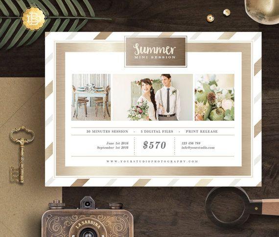 17 best Photographer Branding \ Design Set images on Pinterest - photography invoice example