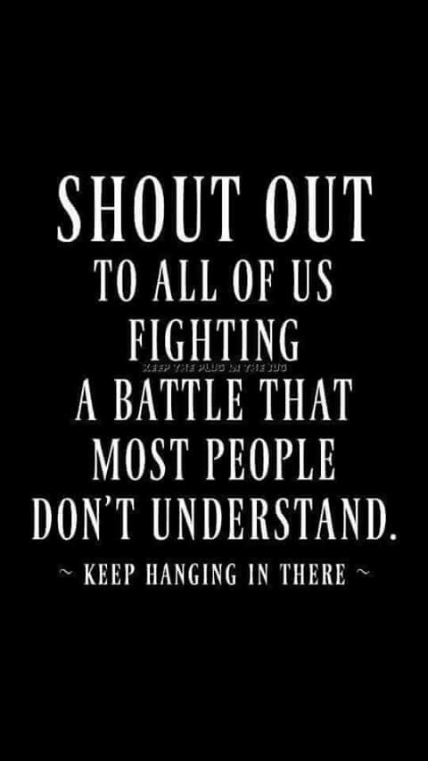 Shout out to all of the grave chronic pain/illness warriors out there ❤❤ #Inspiration #ChronicIllnessQuotes
