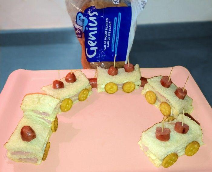 Creatividad #Genius - Tapas #SinGluten hechas por nuestro amigo, Angel de Haro.