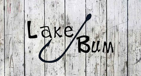 Lake Bum Fishhook Decal – The Lake Bum Company