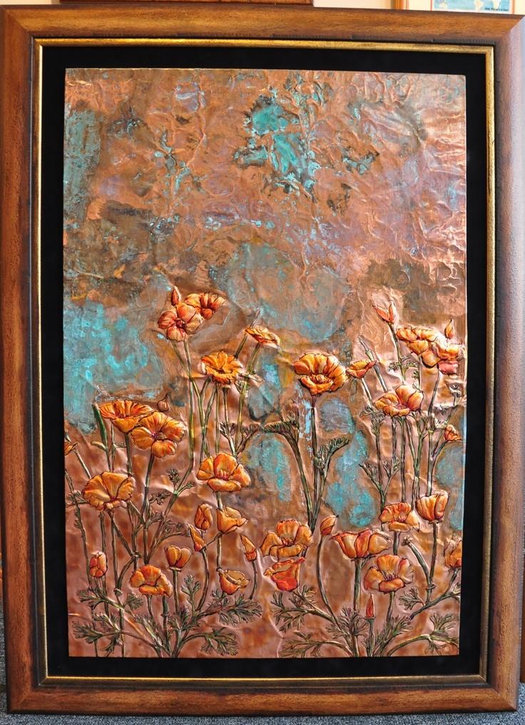 37 Best Images About Copper Art On Pinterest Copper