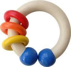 Погремушки детям игрушки