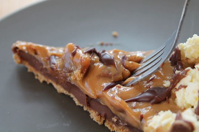 cadbury recipe curly wurly hob nob tart