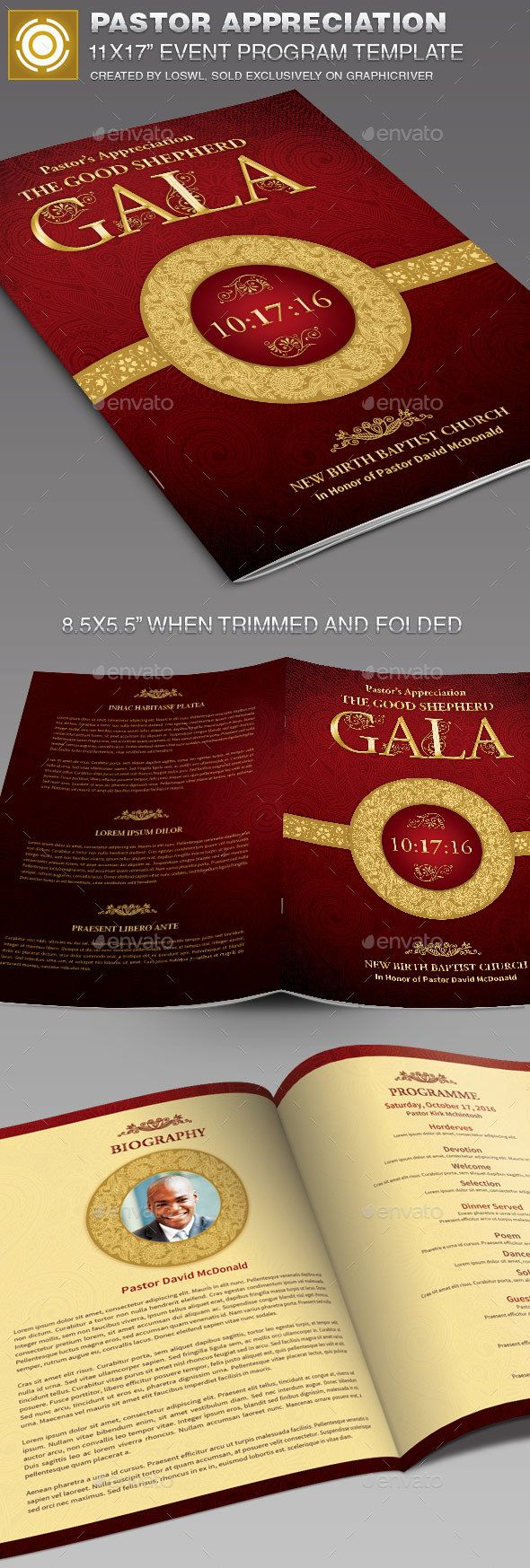 7 best images of ad for souvenir booklet template family reunion