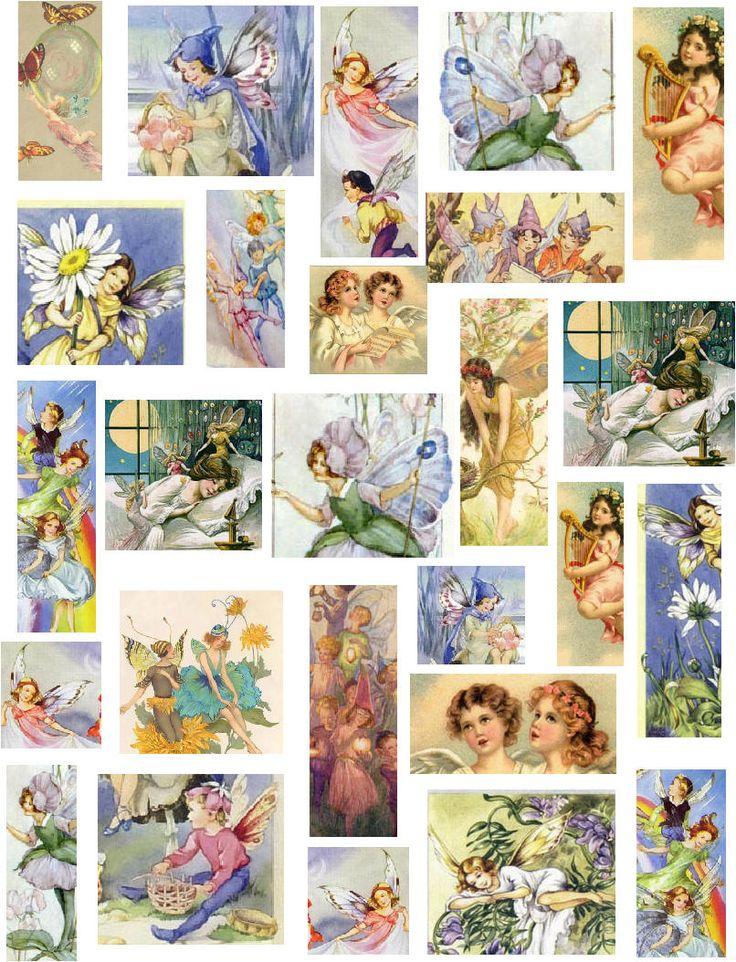 686 best mini printables not categorized yet images on pinterest contenus gratuits imprimer - Decoupage collage a imprimer ...