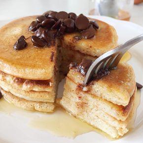 Esto si es una buena manera de empezar un #happyfriday  Pancakes de Yougurt Griego !!!…