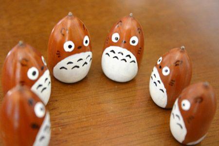 acorn Totoros