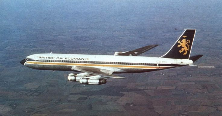 BCAL Boeing 707