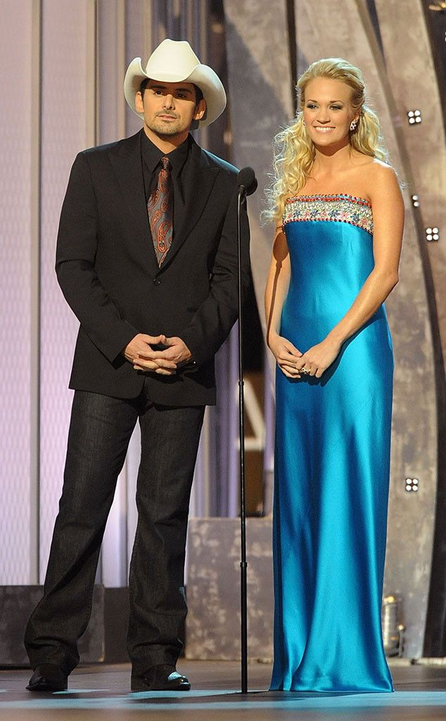 2008 CMA Awards: Everything Carrie Underwood Has Ever Worn at the CMA Awards
