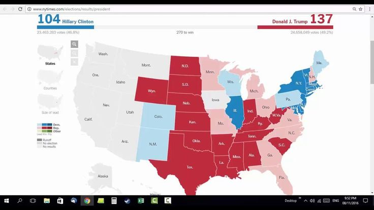 #VR #VRGames #Drone #Gaming 2016 Presidential Elections Timelapse [USA] Clinton Vs Trump 2016, american, Citizen, Clinton, democrat, donald, Drone Videos, elections, hilary, live, polls, republican, states, Timelapse, trump, united, vote, voting #2016 #American #Citizen #Clinton #Democrat #Donald #DroneVideos #Elections #Hilary #Live #Polls #Republican #States #Timelapse #Trump #United #Vote #Voting https://datacracy.com/2016-presidential-elections-timelapse-usa-clinton-vs