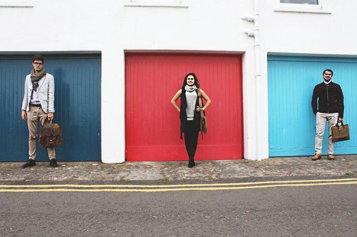 University Style with Concrete Catwalk | by Scaramanga | http://www.scaramangashop.co.uk/Fashion-and-Furniture-Blog/university-style-concrete-catwalk-scaramanga/