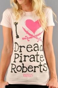 Le mariage de la princesse - terrible pirate roberts!