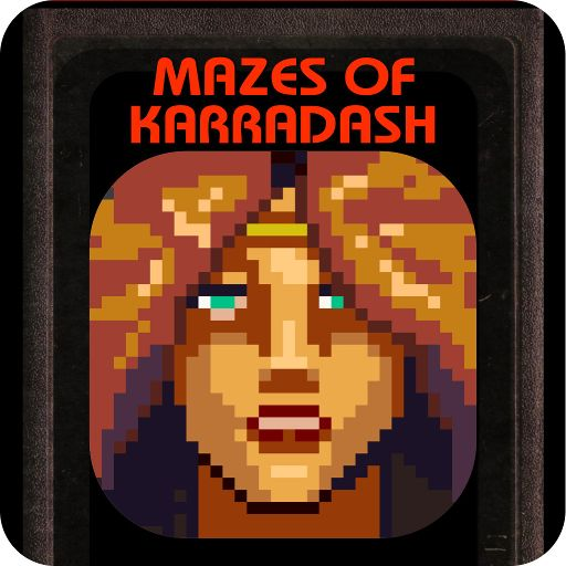 Download Mazes of Karradash - http://apkgamescrak.com/mazes-of-karradash/