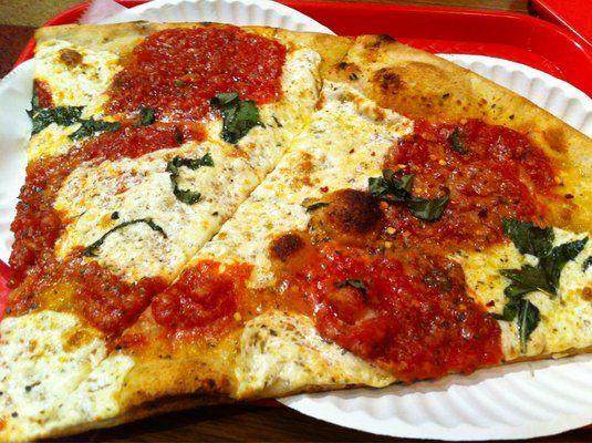 NY Pizza Suprema 22 - http://www.hotel41nyc.com/places/eat-dine/ny-pizza-suprema/ #newyork #NYC