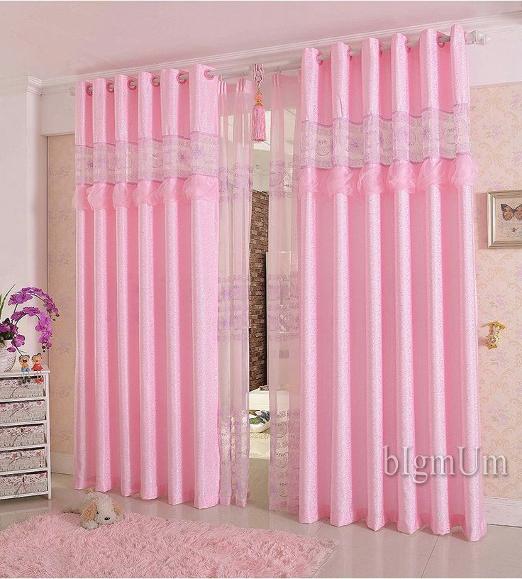 Aliexpress.com : Buy Embroidered Curtains For Living Room/Bedroom/Hotel Luxury Window Treatment/Drapes Pink/Purple/Gray/Yellow Customized Finished from Reliable curtain design for window suppliers on bIgmUm Official Store