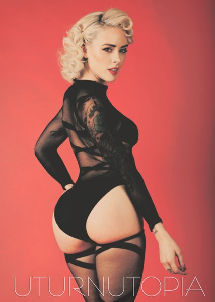 Pinup Style Lingerie 43